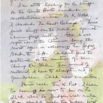 Letter from Michi Weglyn to [Frank Chin], April 14, 1998