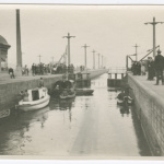 Shipping canal