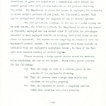 [Report on sabotage and espionage, table of contents and pages 27-50]