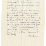 Letter from Michi Weglyn to Frank Chin, October 16, 1991